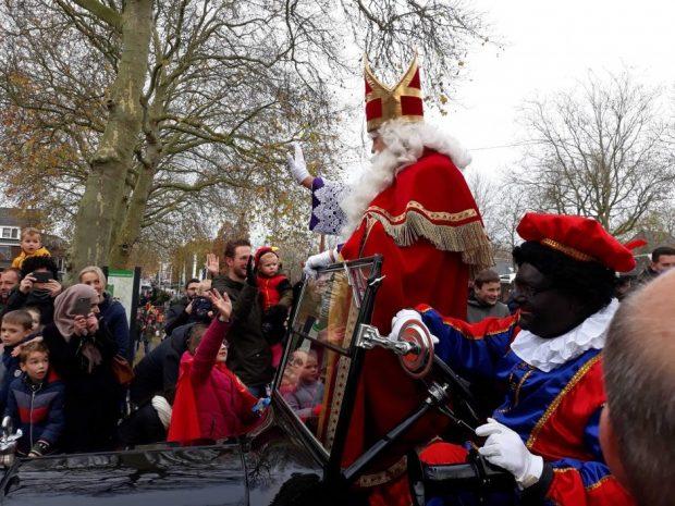 Mikuláš a čert v Nizozemsku / Černý Petr (Zwarte Piet)